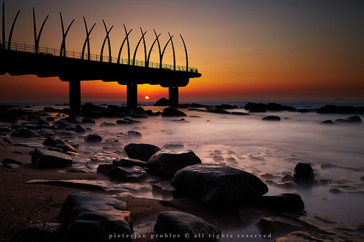 Umhlanga, Durban South Africa. Photo by Pieterjan Grobler