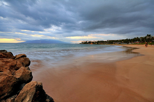 Wailea Beach Park, Maui, Hawaii. Photo by Mike McCune