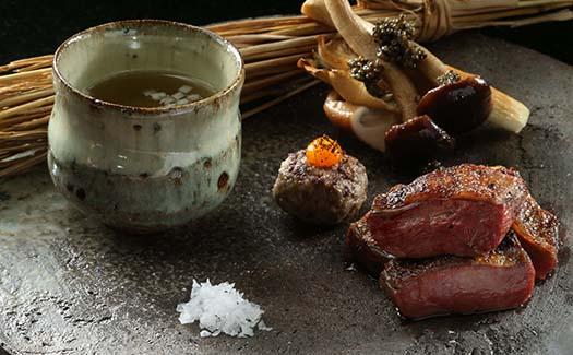 food from Shoun Ryugin