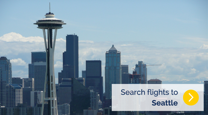 search flights to seattle