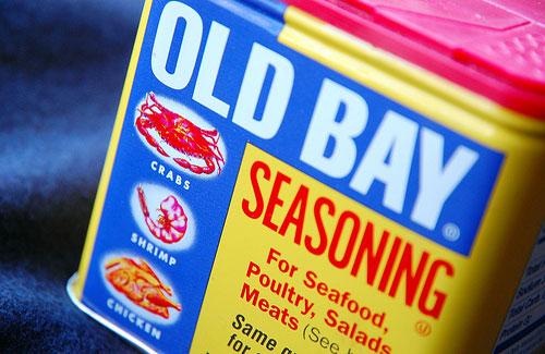 Old Bay seasoning (Image: Steve Snodgrass)