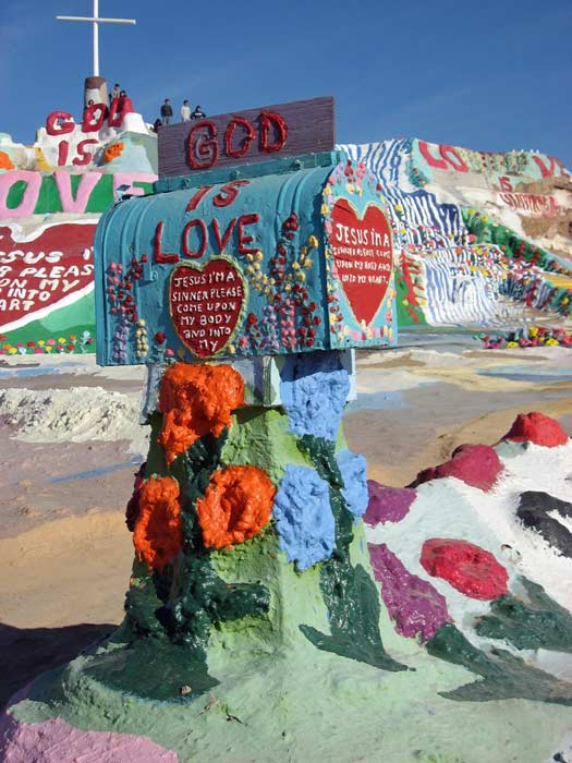 Salvation Mountain. Photo by avidd