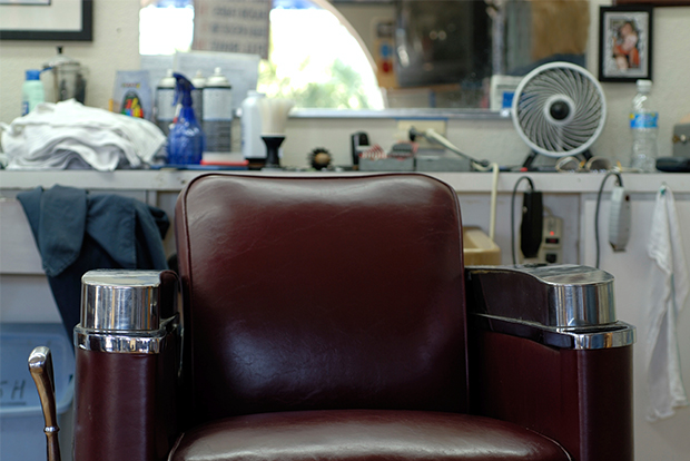 5 airport barbers to keep your Movember mo' first class 1