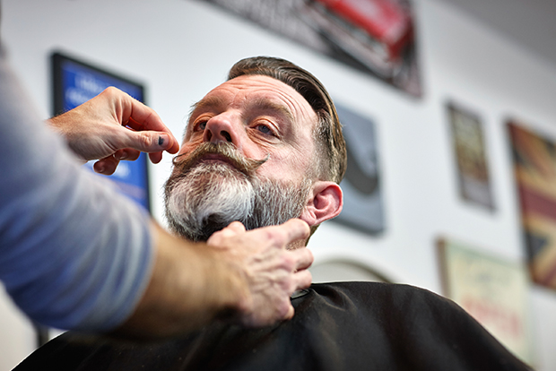 5 airport barbers to keep your Movember mo' first class 2