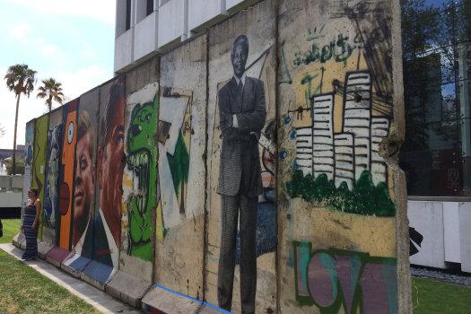 Berlin Wall Project © Wende Museum