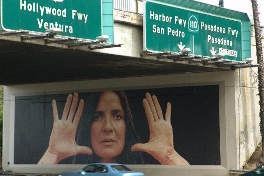 Hollywood Freeway © Kent Twitchell