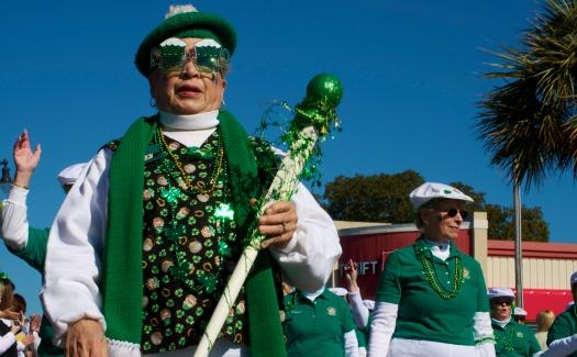 Myrtle Beach St Patricks Day Parade