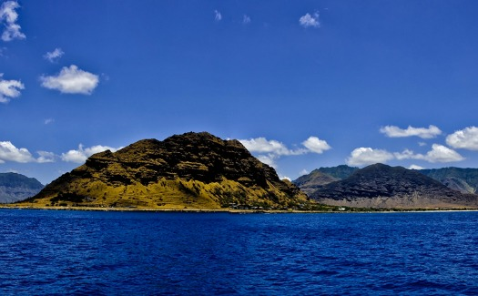 Island in Hawaii