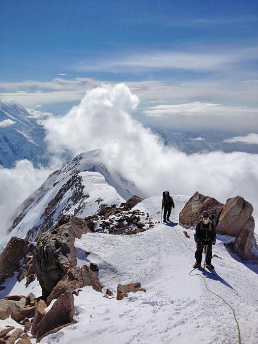Mount McKinley Summit, Alaska. Photo by U.S. Army Alaska (USARAK)