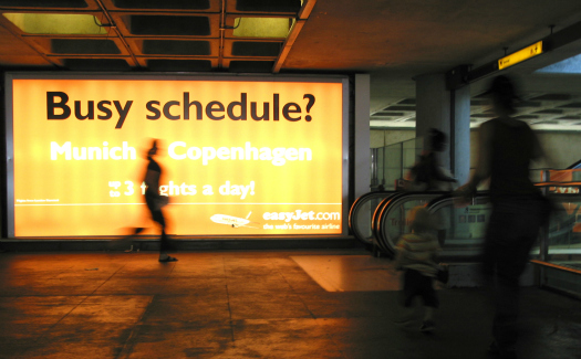 Flik, busy schedule via Flickr CC BY 2.0