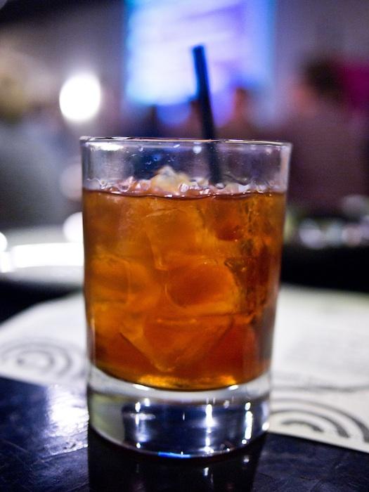 Bourbon cocktail © Edsel Little