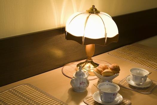 Lamps © iStock/Thinkstock