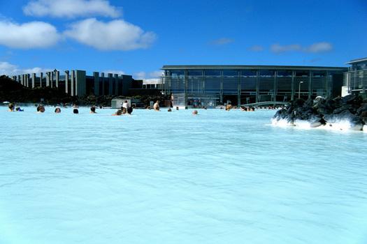 Blue Lagoon. Southwest Iceland