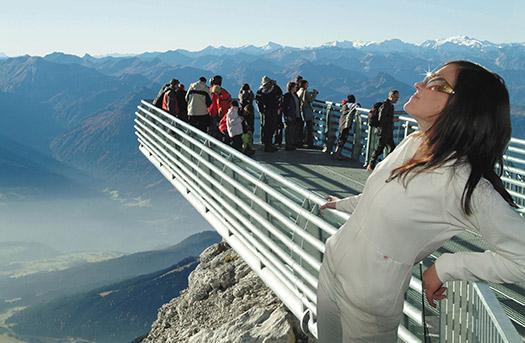 Dachstein Skywalk (Image: © Planai lifts   Dachstein)