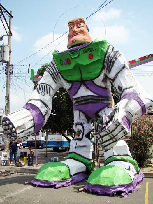Buzz Lightyear Monigotes