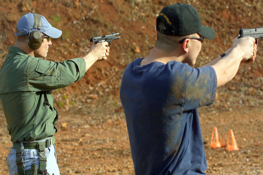 Firearms Training  - Father's Day gift ideas