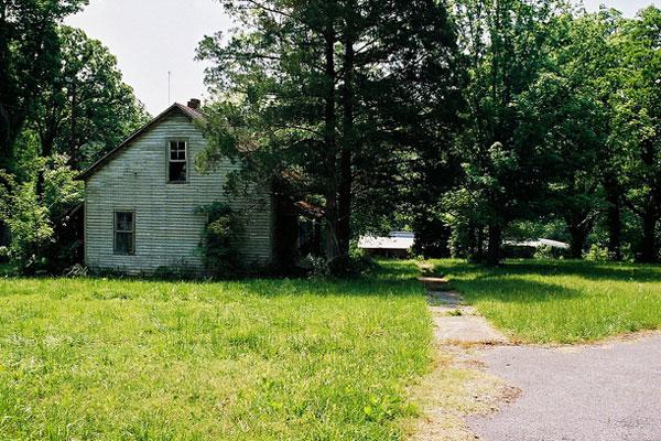Henry River Mill Village, North Carolina USA