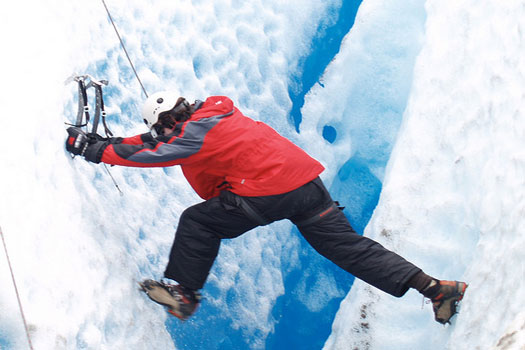 Ice climbing - Father's Day gift ideas