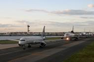 JFK Plane Queue