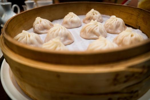 Soup dumplings © bycostello/iStock/Thinkstock