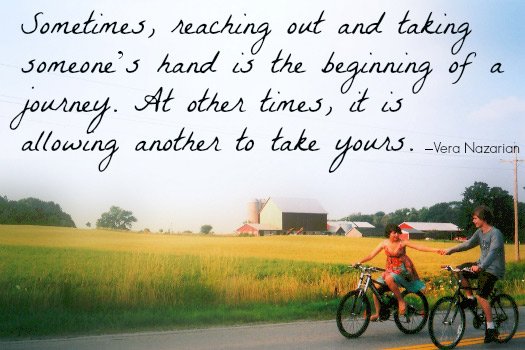 Travel Quotes for Lovers. Photo by clickflashphotos
