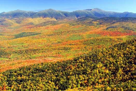 The White Mountains, New Hampshire