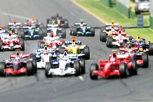 Formula 1 racing   - Father's Day gift ideas