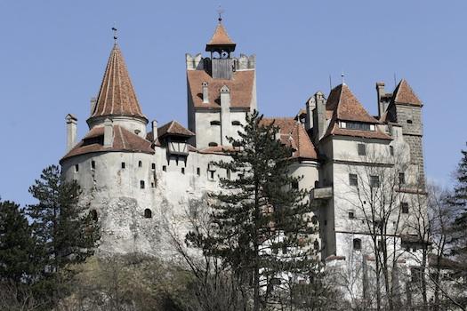 The castle Bran © iStock/Thinkstock