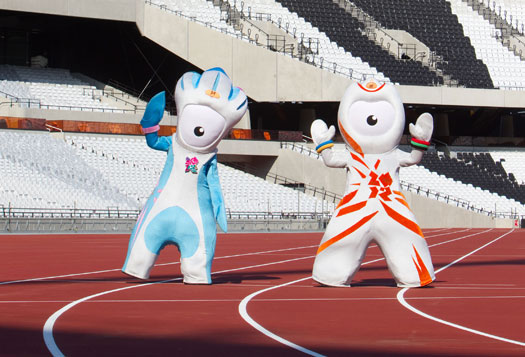 Wenlock and Mandeville. London 2012