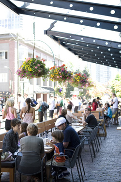 Yaletown Brewing Company, Vancouver