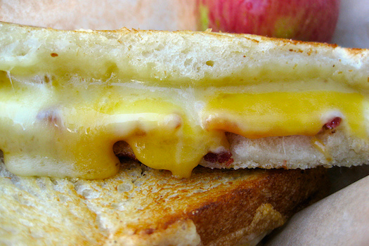 American Grilled Cheese Kitchen © Cristina Jocson [http://www.flickr.com/photos/cmjocson/5469180310/]
