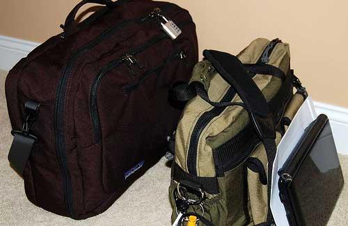 Luggage (Image: PracticalHacks)