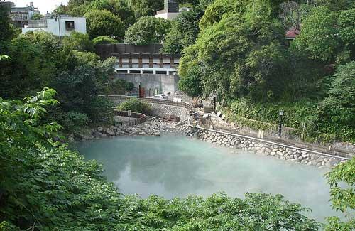 Xin Beitou, Taiwan (Image: Tydence)
