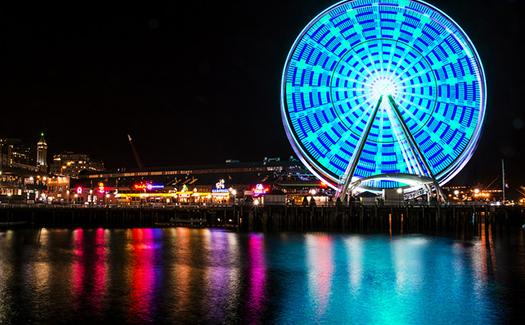 Seattle Giant Wheel