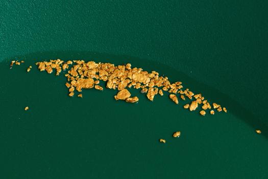 Gold © Nikolay Dimitrov/iStock/Thinkstock [http://www.thinkstockphotos.co.uk/image/stock-photo-gold-nuggets/163744495]