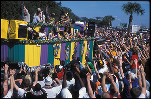 Best small town Mardi Gras celebrations 1