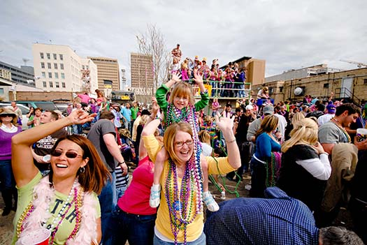 Baton Rouge Mardi Gras