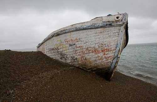 Boat (Image: k1llYRid0ls used under a Creative Commons Attribution-ShareAlike license)