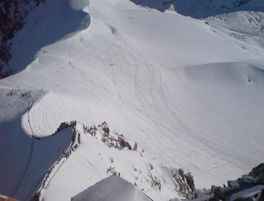 Mont Blanc, Chamonix, France (Image: ateabutnoe)