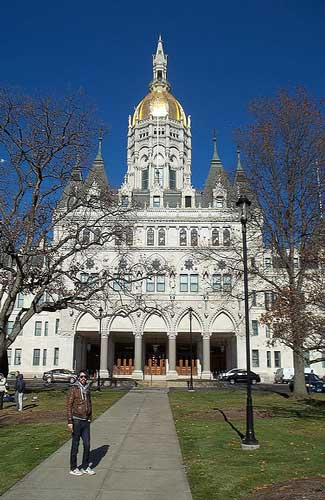 Connecticut's New England charm (Image: That Hartford Guy used under a Creative Commons Attribution-ShareAlike license)