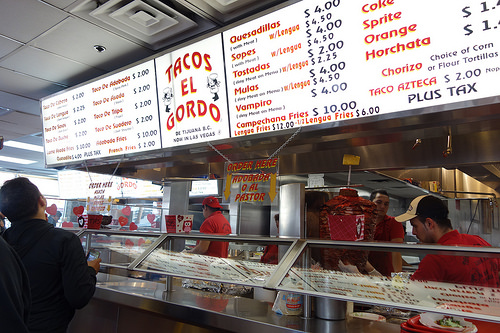 Cheap Places To Eat In Las Vegas