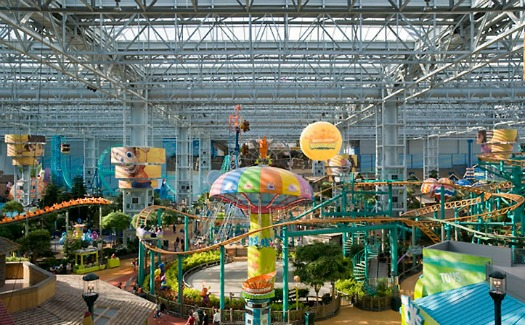 Cheap things to do at the Mall of America