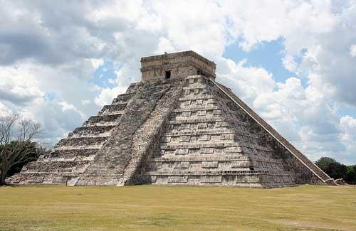 El Castillo, Chichen Itza (Image: Redeo)