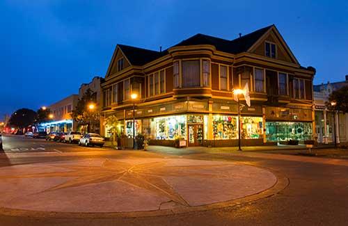 North Coast, Eureka (Image: California Travel and Tourism Commission/ Andreas Hub)