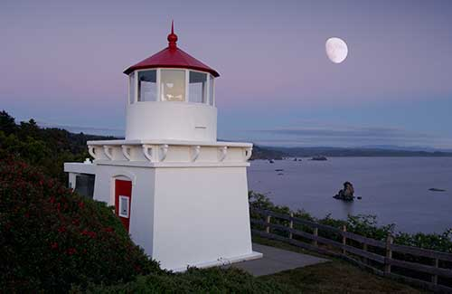 Trinidad Memorial Lighthouse (Image: California Travel and Tourism Commission/ Christian Heeb)