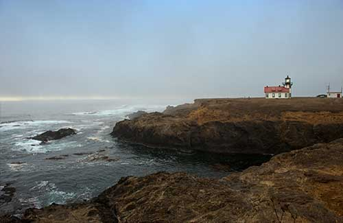 Point Cabrillo Lighthouse (Image: California Travel and Tourism Commission/ Andreas Hub)
