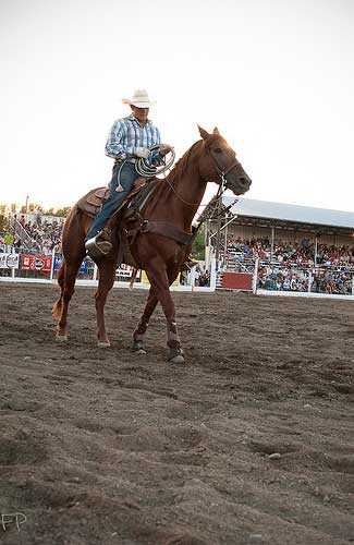 A rodeo in Montana (Image: FladagerPhotography used under a Creative Commons Attribution-ShareAlike license)