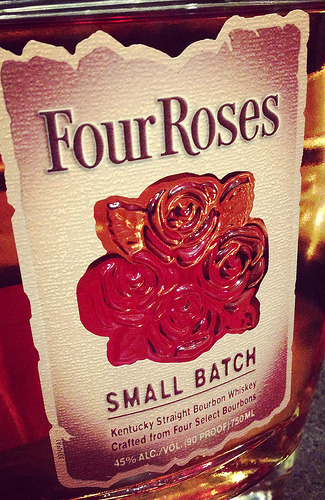 Four Roses Bourbon (Image: ckelly)