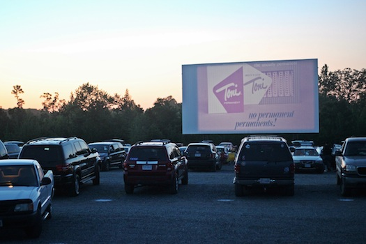 Goochland Drive-In Theater © Goochland Drive-In Theater [No link – sent by PR]