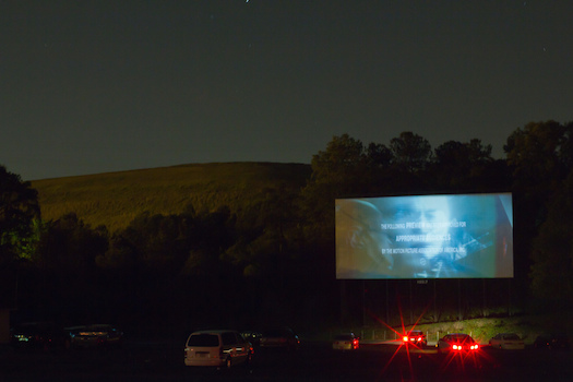 Starlight Drive In © Michael Dougherty [http://www.flickr.com/photos/md888/6480220115/]